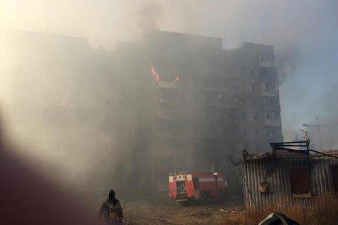 Сили АТО спростували обстріли Донецька (оновлено)