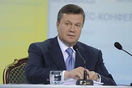 Янукович: без изменения Конституции админреформа невозможна