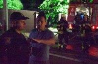 Поліція відкрила два провадження за фактом пожежі в одеській психлікарні