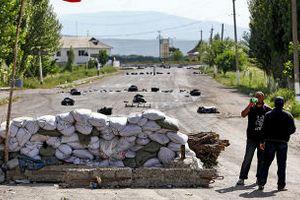 Киргизия разрешила наземный транзит грузов в Афганистан