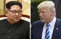 Трамп подтвердил встречу с Ким Чен Ыном