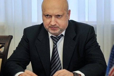 Порошенко подпишет указ о применении ВСУ для освобождения оккупированной территории, - Турчинов