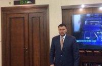 Клименко заявил, что прорывался не в аэропорт, а из него