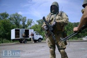 Армия установила контроль над частью Луганска, - СНБО