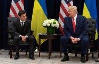 Зеленський заявив, що не знав про замороження військової допомоги США в момент розмови з Трампом