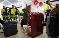 Во Франции из-за забастовки диспетчеров отменены 1,8 тысяч рейсов