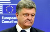 Порошенко: продление санкций - единственный способ заставить Росиию выполнить Минские соглашения