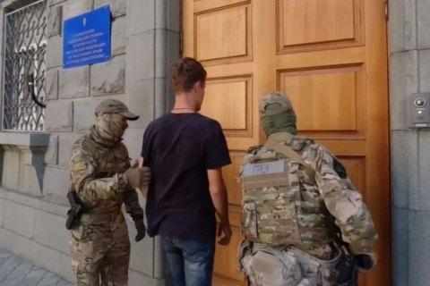 В оккупированном Россией Крыму задержали 22-летнего жителя Одесской области