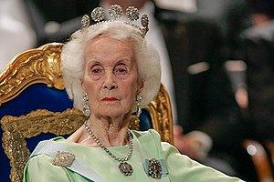 Умерла шведская принцесса Лилиан