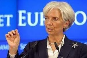 Лагард: МВФ зацікавлений у допомозі Україні