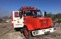 ГосЧС объявила тендер на закупку 120 пожарных машин за 600 млн гривен