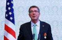 Глава Пентагона назвал нулевым вклад России в борьбу с ИГИЛ