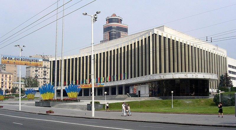 Палац Україна