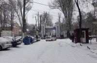 В центре Одессы захватили санаторий