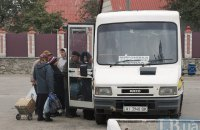 Патрульна поліція заявила про необхідність посилити правила пасажирських перевезень