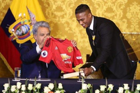 "Капитан ""Манчестер Юнайтед"" продолжит карьеру в чемпионате Эквадора"