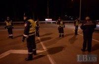ГАИ запретило Автомайдану передвигаться колонной более пяти машин