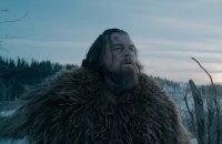 """Фільм """"Легенда Г'ю Гласса"""" став тріумфатором премії BAFTA"""