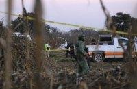 Опозиційний губернатор мексиканського штату Пуебла загинула в авіакатастрофі