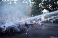 Поліція затримала близько 240 учасників акції протесту в Єревані