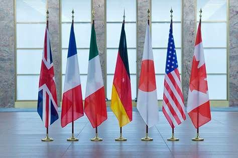 G7 требует принять бюджет и налоговые правки Минфина