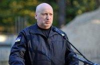 Турчинов о заявлении Гриценко: В отличие от экс-министра обороны мой сын был в АТО