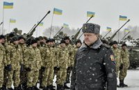 Верховна Рада збільшила чисельність армії до 250 тис. осіб