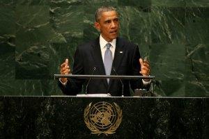 Обама: США не могут решать мировые проблемы в одиночку