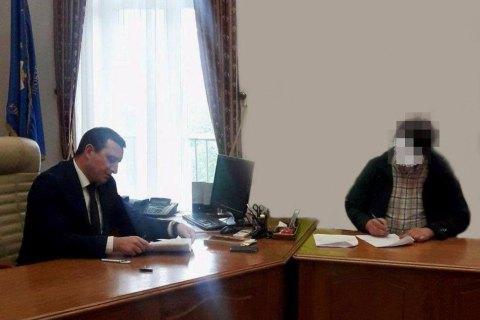 Прокуратура предъявила подозрение самопровозглашенному главе Коцюбинского