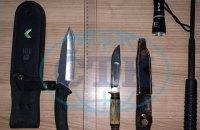 В парламент Чехии пытался проникнуть мужчина с ножами