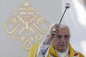 На мессу с участием Бенедикта XVI в Мадриде собрались более миллиона человек
