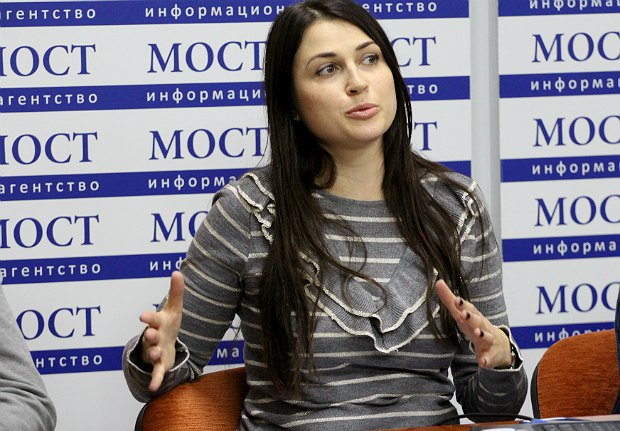 Светлана Балюк
