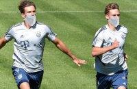 Футболістів Бундесліги можуть зобов'язати грати в масках при поновленні сезону