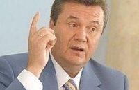 Янукович пообещал дать достойный отпор незванным гостям в «Межигорье»