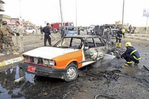 Нова хвиля вибухів сколихнула Ірак