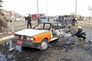 По Ираку прокатилась волна терактов