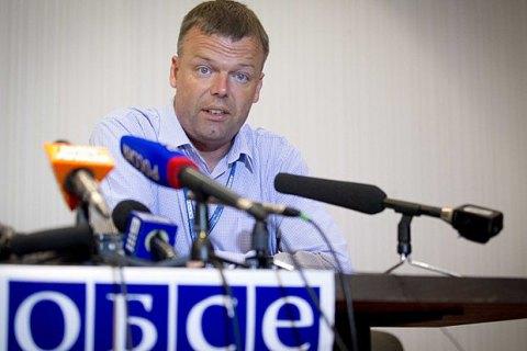 ОБСЄ відновить патрулювання в зоні АТО у вівторок
