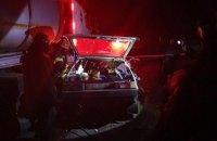 """В Кировоградской области """"Таврия"""" попала под грузовик, погибли четыре человека"""