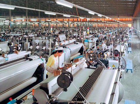 Китай превратился в глобальную мануфактуру