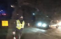 """У Полтаві машина патрульної поліції збила пішохода, чоловік помер у кареті """"швидкої"""""""
