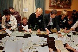 В округе №184 Херсонской области отказались пересчитывать голоса
