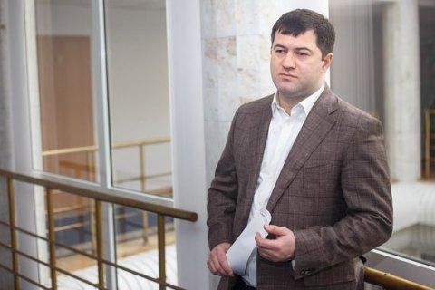 Насіров не прийняв заяву Марушевської про відставку