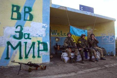 За сутки боевики стреляли на Донбассе 21 раз