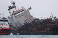 У берегов Гонконга во время дозаправки загорелся танкер, есть жертвы