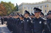 В день парламентских выборов порядок будут обеспечивать более 72 тыс. полицейских