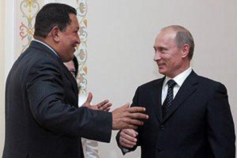 Мадуро присудив Путіну премію Уго Чавеса