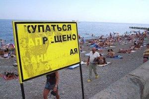 Власти призвали киевлян не купаться в жару