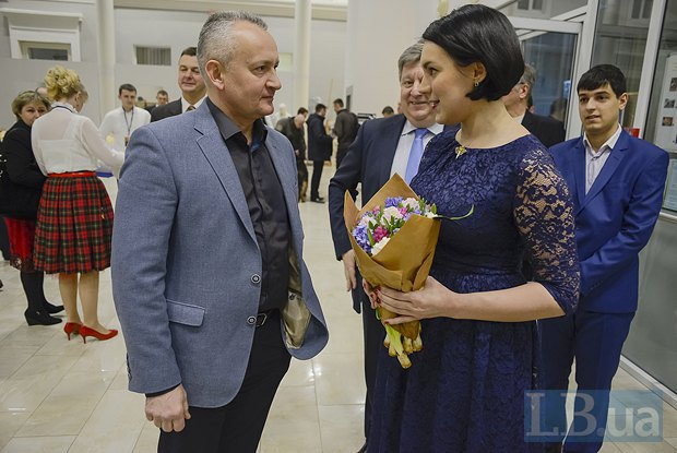 Вадим Пушкарев, член совета НАБУ, Экс-председатель правления ОАО <<ВТБ Банк>>