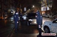 В Николаеве чиновник ОГА убегал от полицейских на Range Rover
