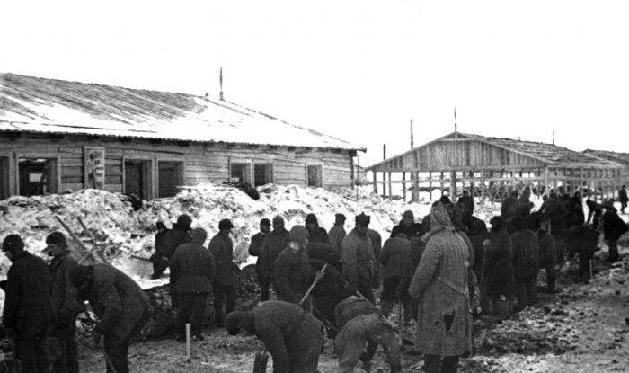 Заключенные Гулага